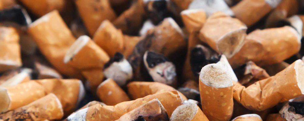 smoking in vehicles